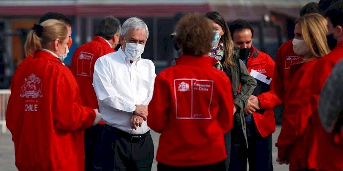 """""""Se necesita con urgencia un cambio de estrategia"""": expertos envían carta abierta al Presidente Piñera para """"evitar una catástrofe"""""""