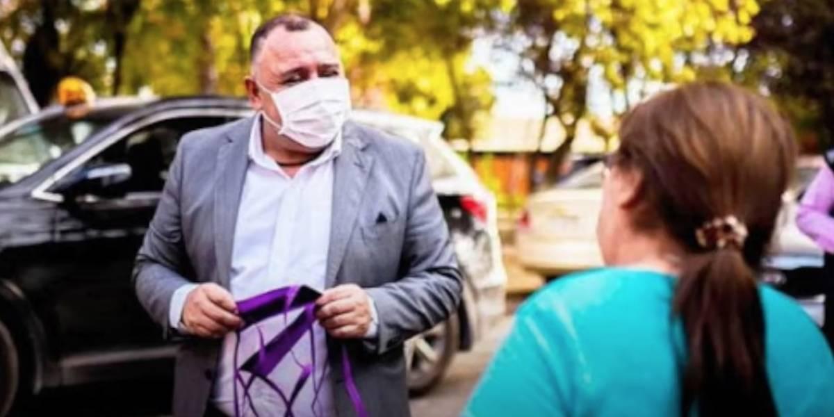 La fuerte confesión del alcalde de Graneros: le dio droga a enfermo de coronavirus para que no saliera a la calle