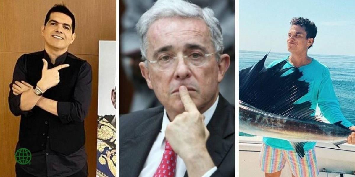 ¿Por qué se reunieron Uribe, Silvestre Dangond y Piter Manjarres para hablar de Ingreso Solidaro?