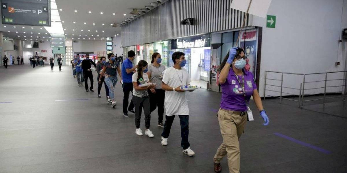 Estados Unidos detiene y devuelve decenas de migrantes mexicanos durante la pandemia