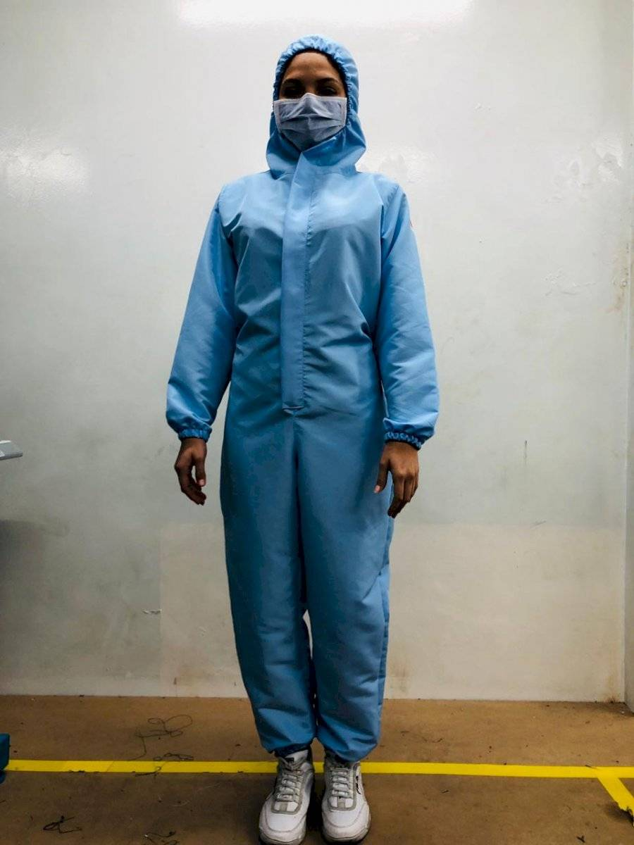 prototipo moda protectiva gran san