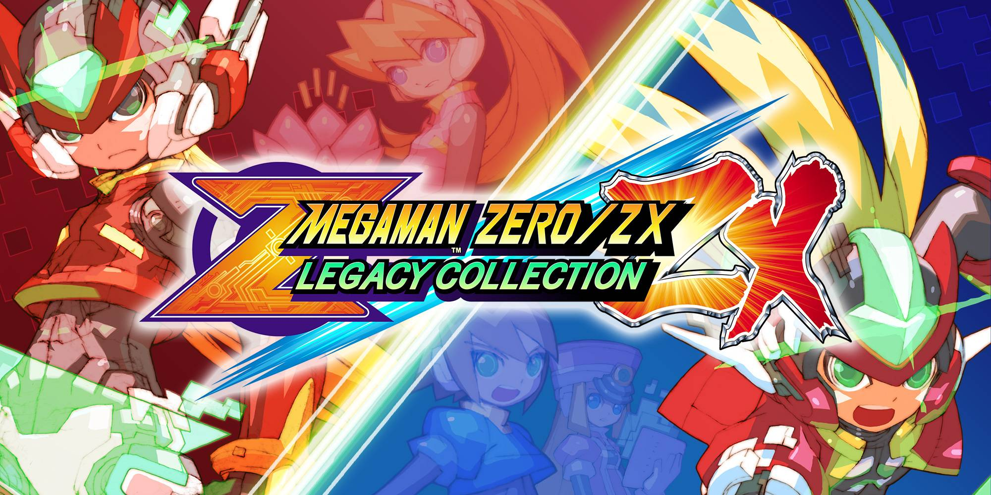 Nintendo Switch Mega Man