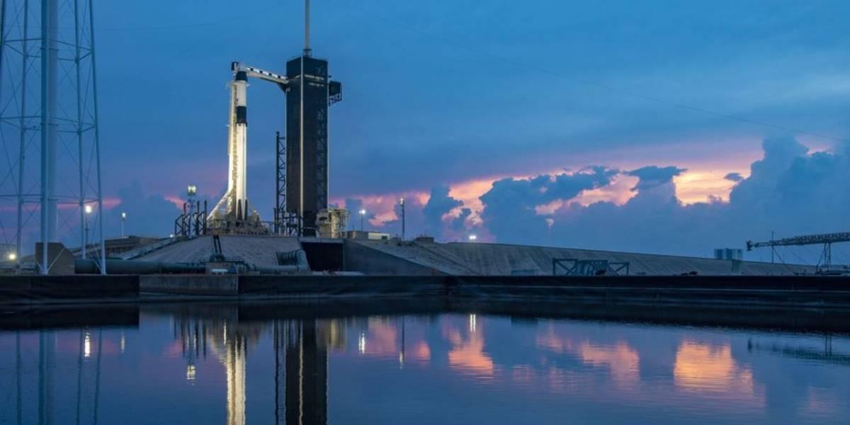 SpaceX: ¿dónde y a qué hora ver el segundo intento del lanzamiento del Falcon 9?
