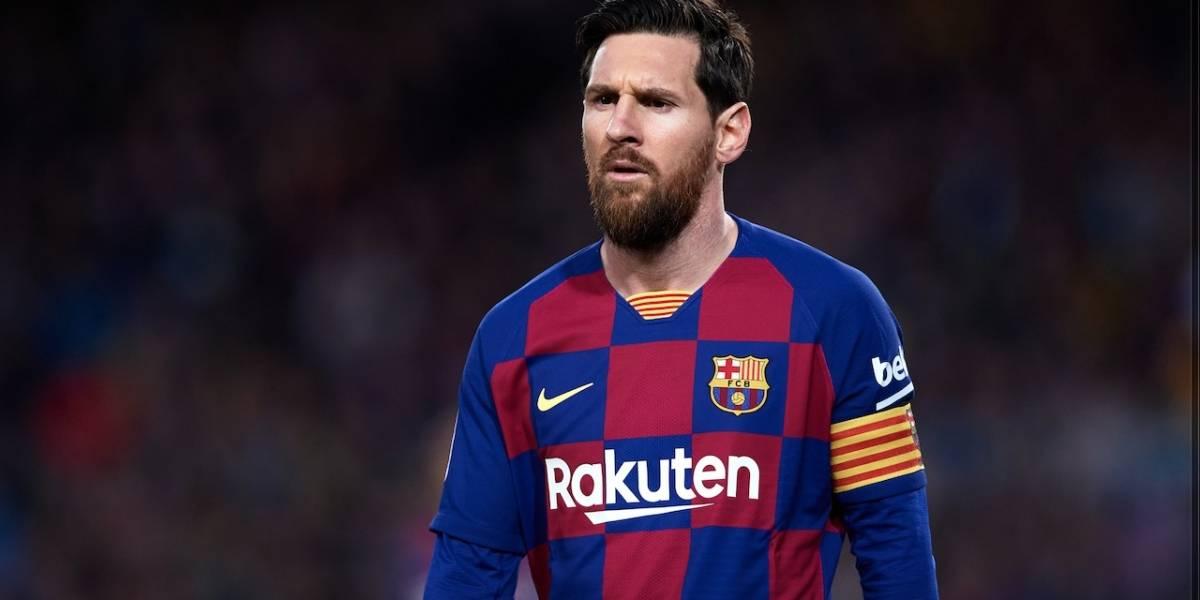 El mensaje de esperanza y agradecimiento de Lionel Messi en medio de la pandemia