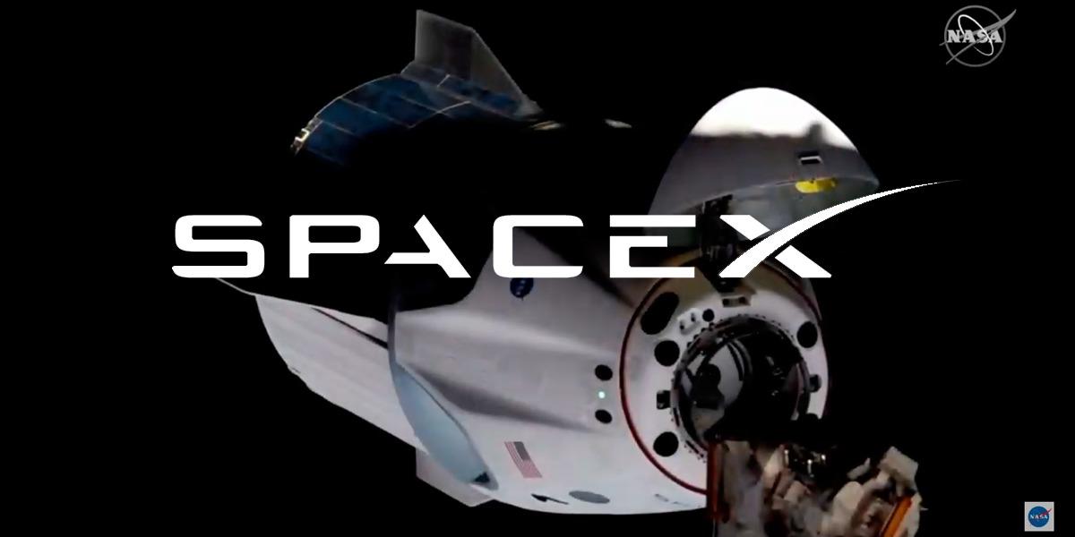 SpaceX Dragon ISS NASA