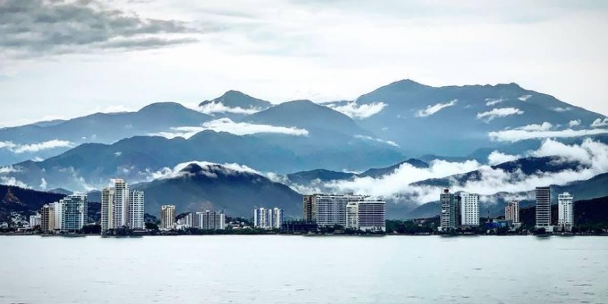 ¿Sabe qué parte de Colombia es? Esta imagen tiene sorprendido a más de uno