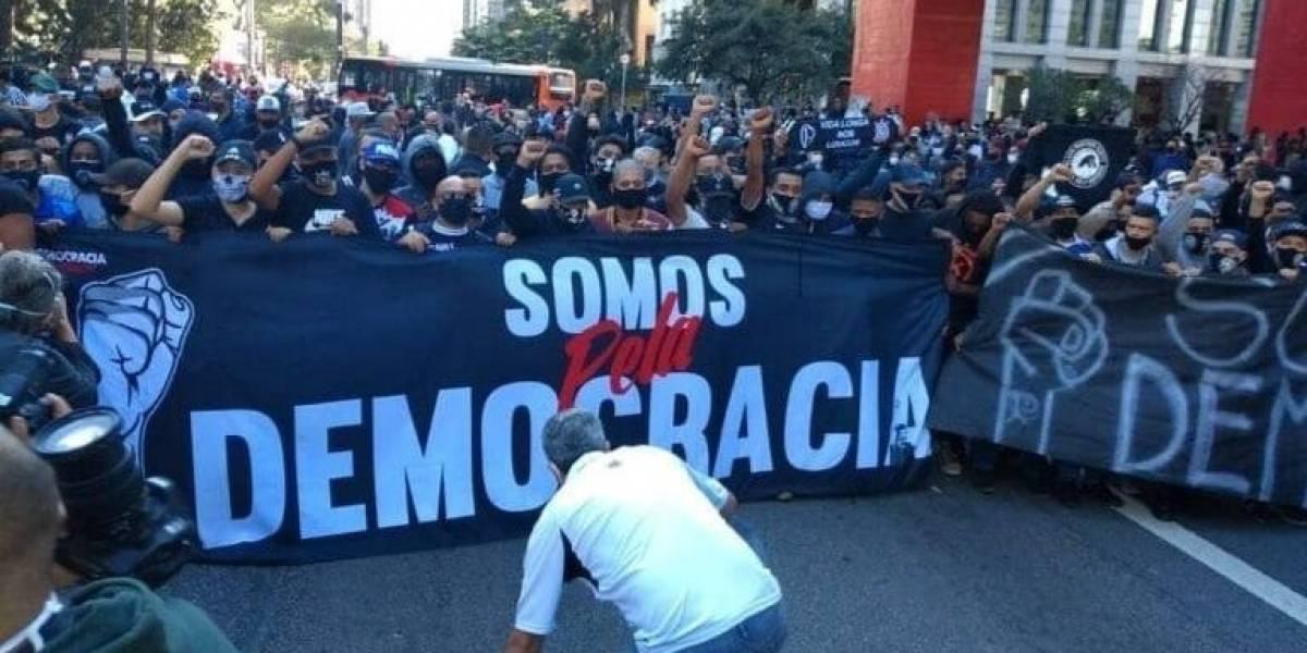 PM de SP vai impedir manifestações opostas no mesmo dia
