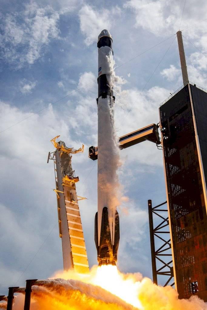 SpaceX lançamento