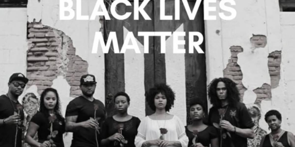Convocan vigilia en Loíza en memoria de los fallecidos por la violencia racista y el #BlackLivesMatter