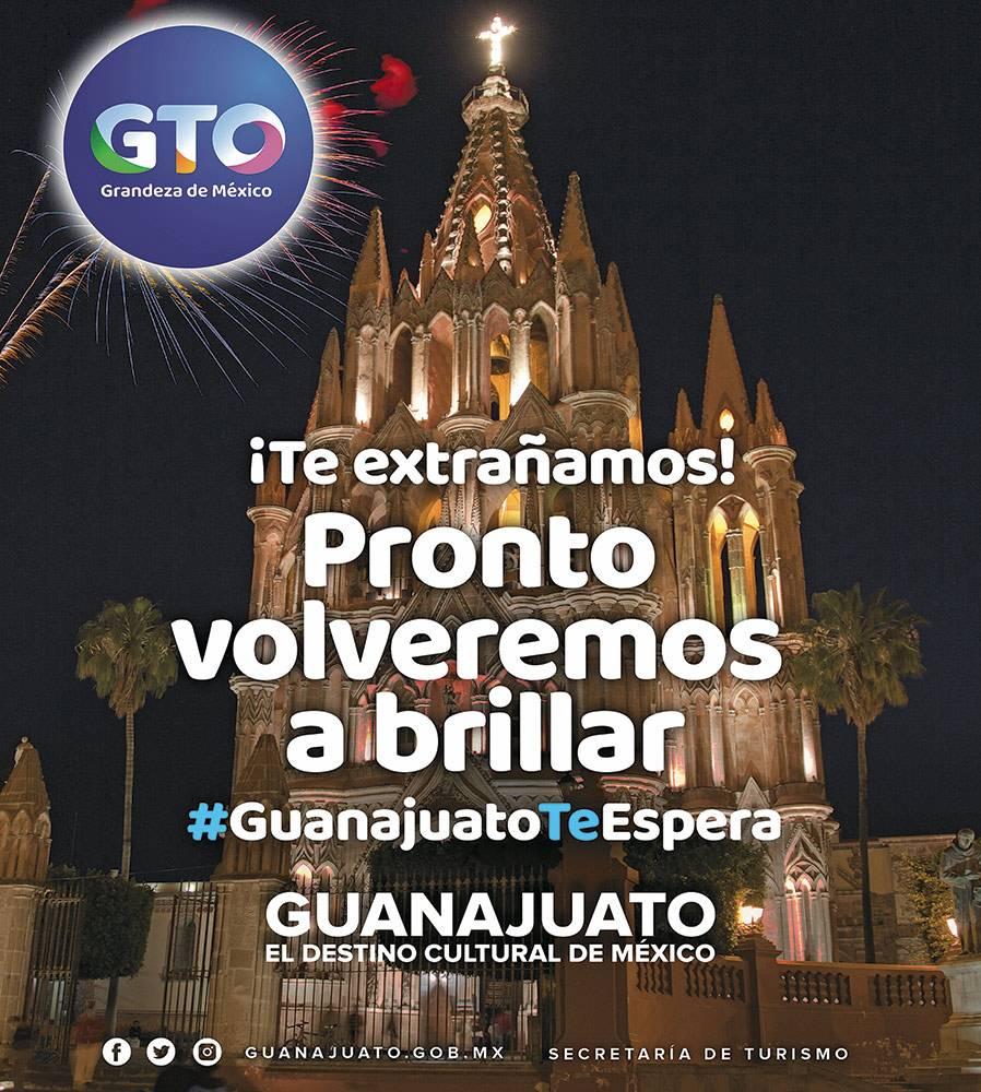 Anuncio Gobierno de Guanajuato edición CDMX del 01 de junio del 2020, Página 05