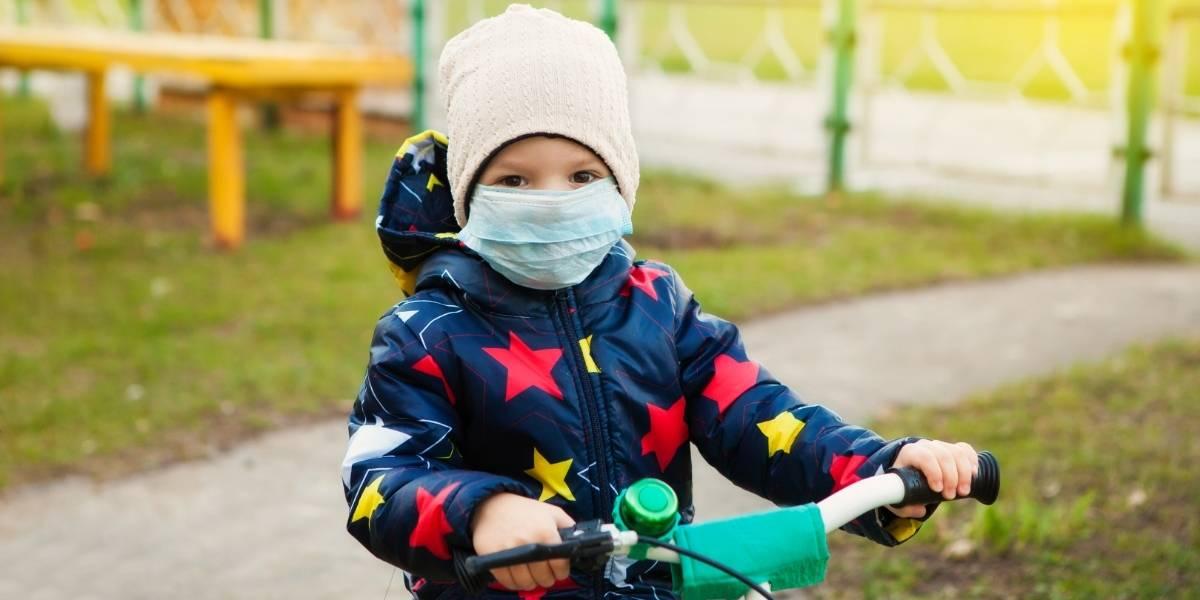 Crianças com Covid-19: o que a ciência sabe