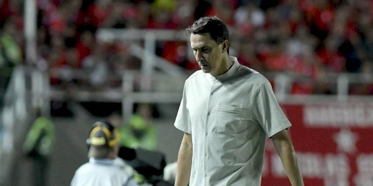 ¡Ingratitud! América no le renovará a Alexandre Guimaraes, quien dejará su cargo a fin de mes