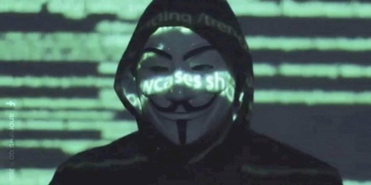 Anonymous hackea página del Vaticano y expone más de 6.000 casos de pederastia
