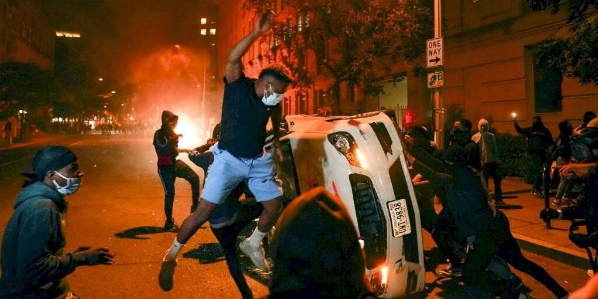 La ira por la brutalidad y racismo policial no se detiene en Estados Unidos: manifestaciones desde Filadelfia a Los Angeles