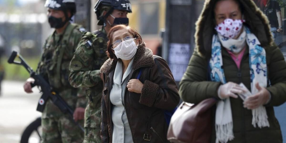 Países latinoamericanos aflojan restricciones pese a alto contagio