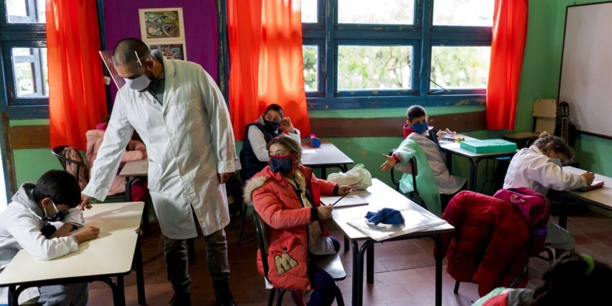 Coronavirus contra la pared: Uruguay es el primer país de América Latina que vuelve a clases