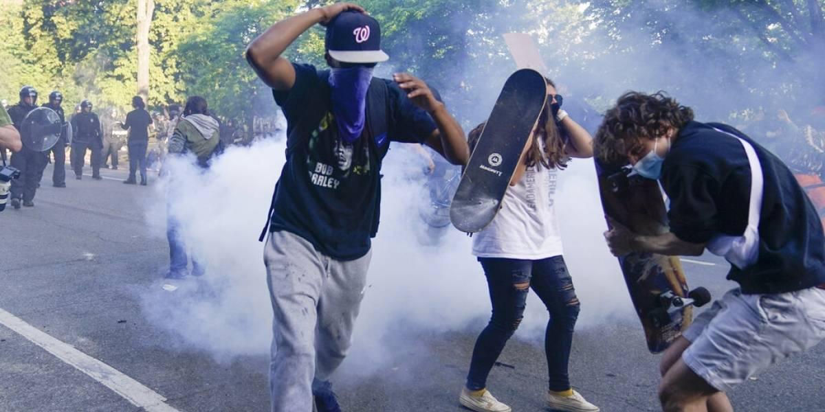 Al menos 5,600 arrestos en protestas en Estados Unidos
