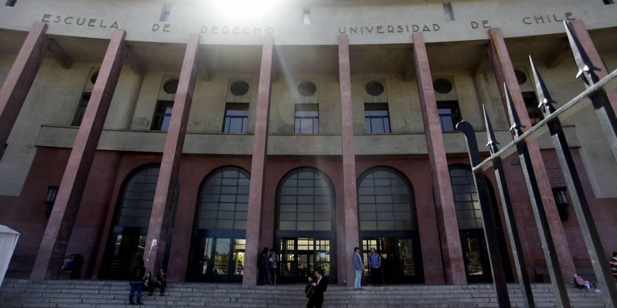 Estudiantes de la Facultad de Derecho de la U. de Chile inician paro online