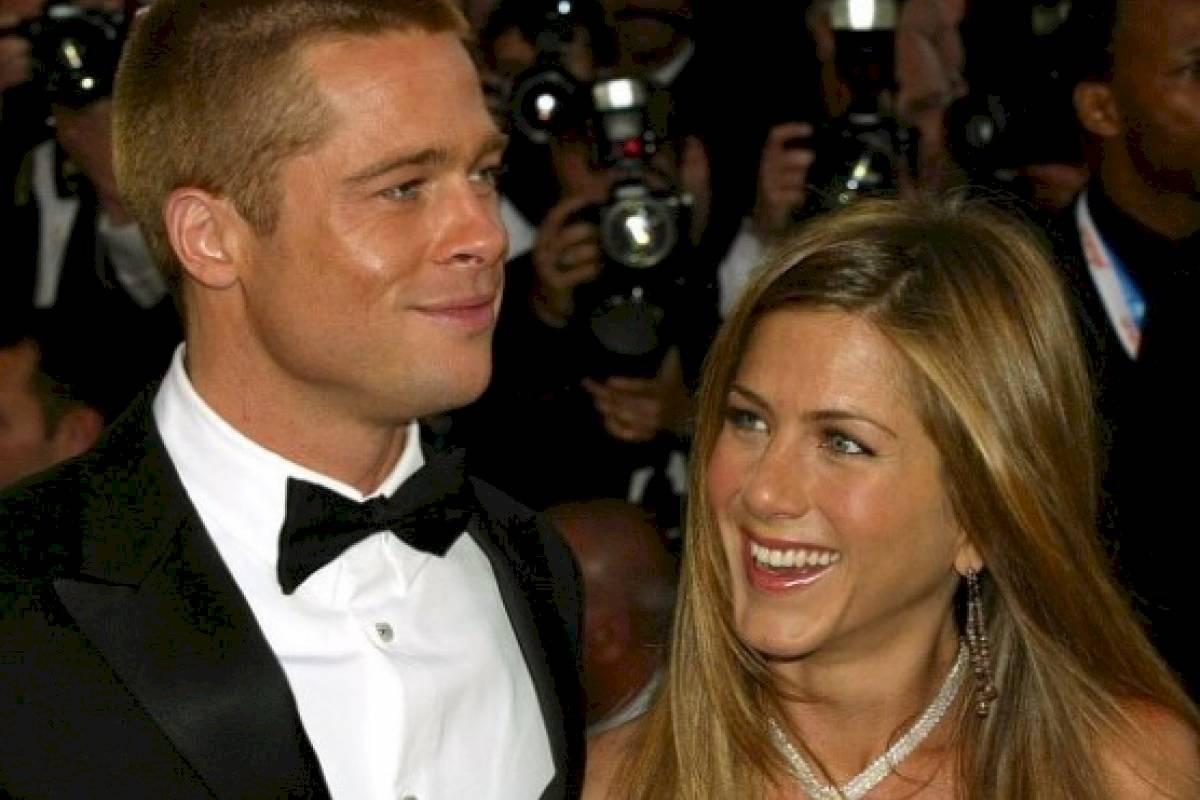 Brad Pitt y Jennifer Aniston eran una de las parejas favoritas de Hollywood