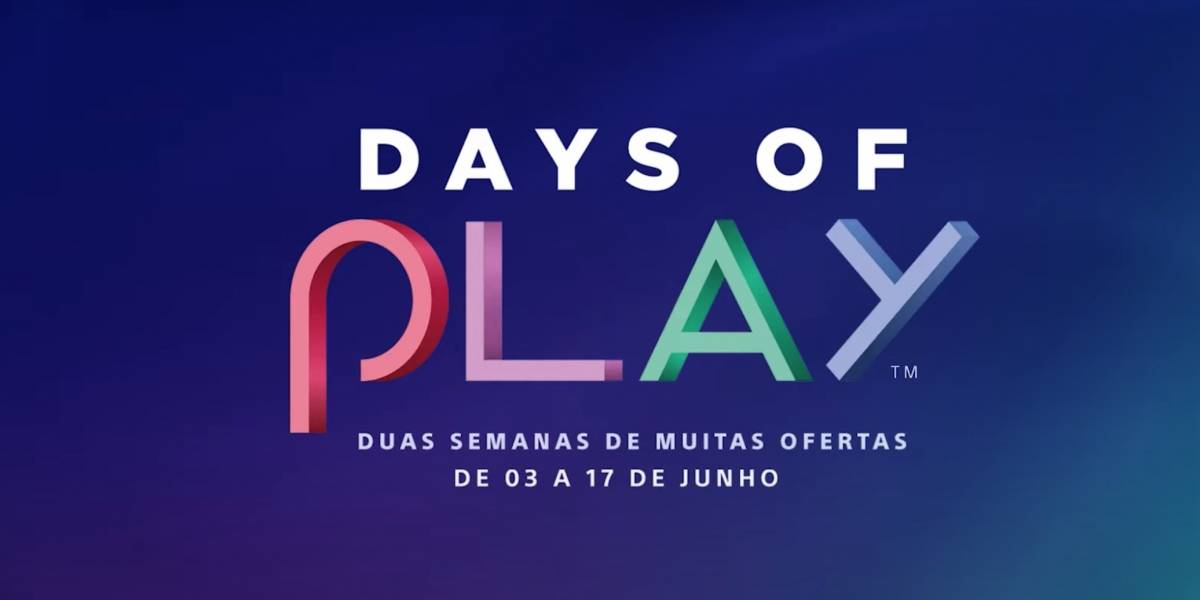 Sony lança nova promoção 'Days of Play' para PlayStation com duas semanas de ofertas