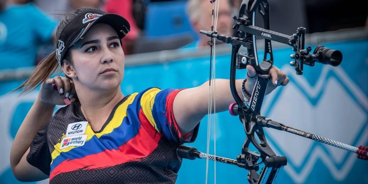 ¡Sigue haciendo historia! Sara López fue elegida la deportista del mes por los Juegos Mundiales