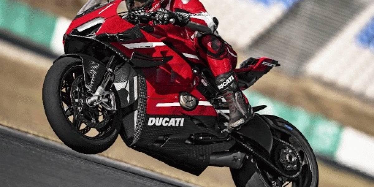 La potencia de la mano con el precio: esto vale la nueva Ducati Superleggera V4, la más costosa de la historia