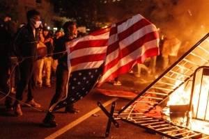 Policía de Estados Unidos mata a tiros a hombre durante protestas por muerte de George Floyd