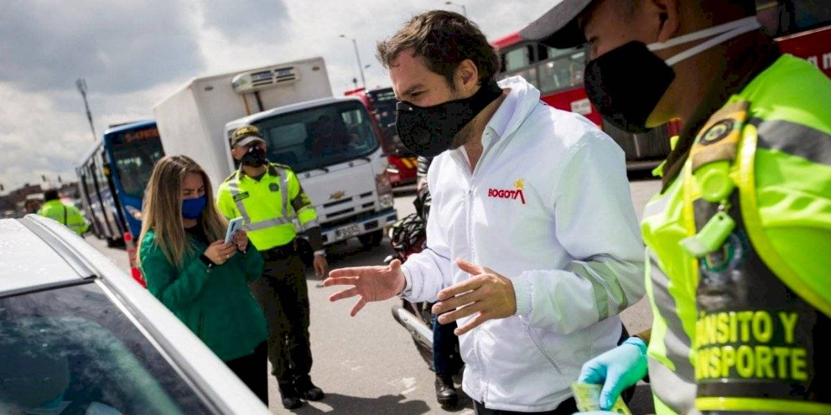 Los más de 100 barrios en Bogotá que entrarán en cuarentena estricta desde el martes