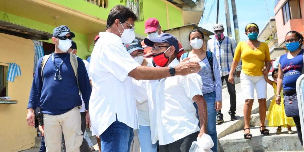 Consejo del Guayas analizó financiamiento para nuevas obras y respaldó la gestión del prefecto Morales