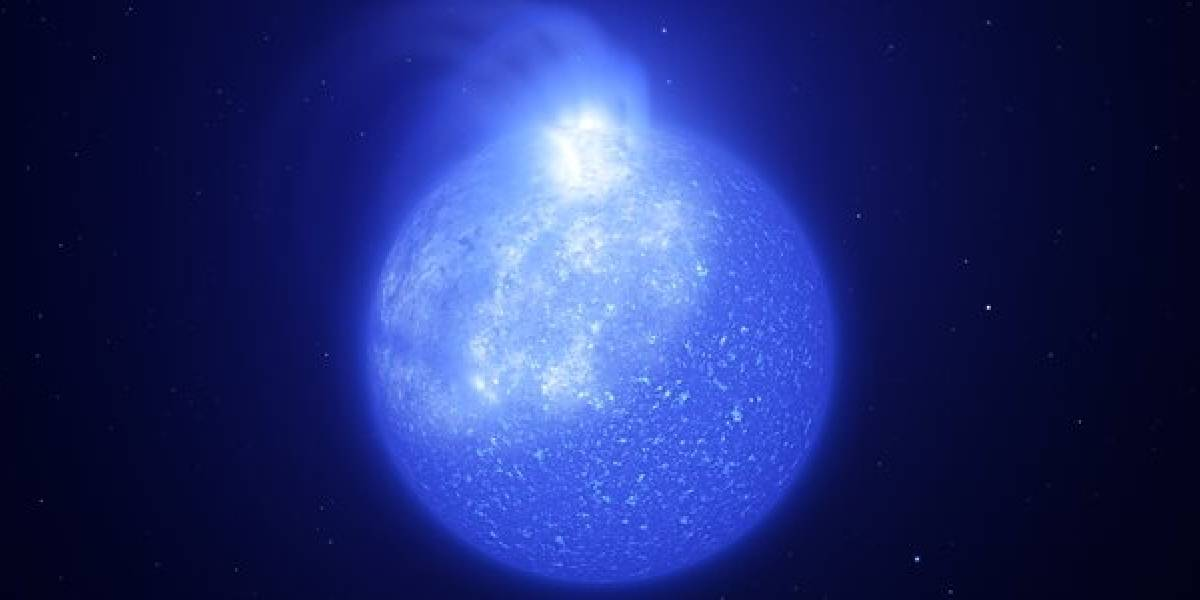¿Estrellas calientes manchadas? Así es el reciente descubrimiento realizado desde Chile
