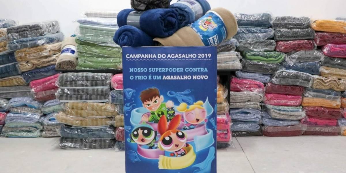 Com pandemia, SP muda campanha do agasalho para receber apenas cobertores novos