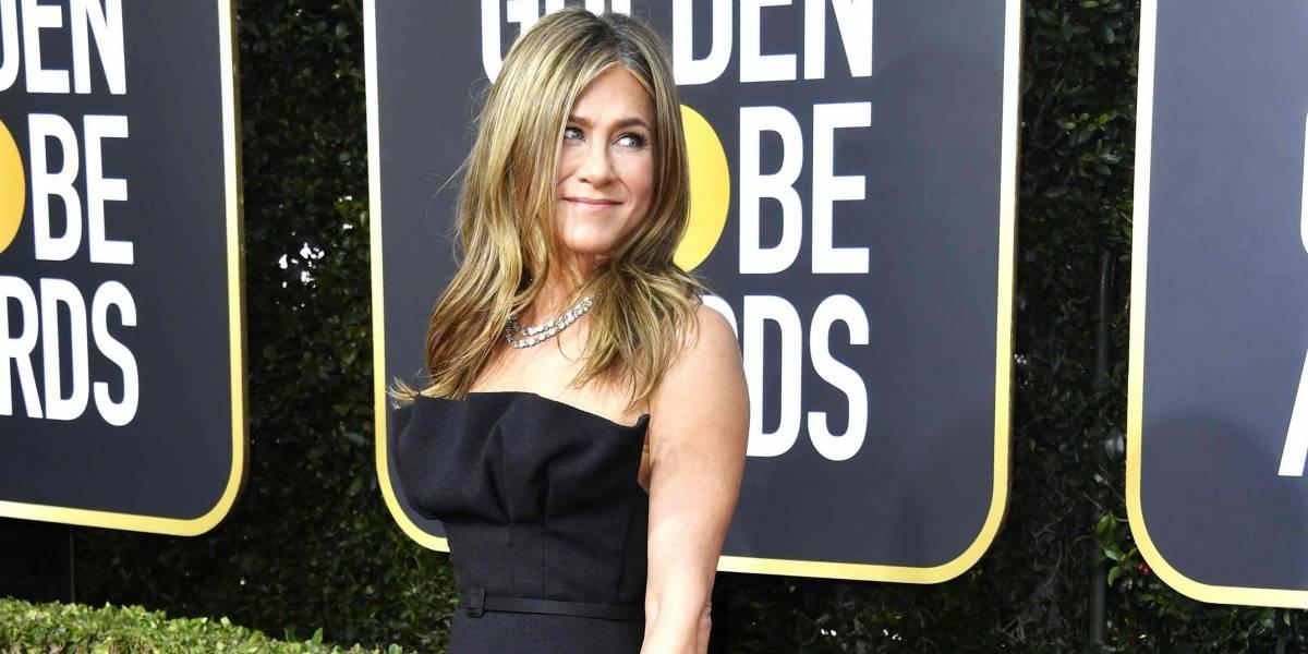 FOTO. Subastan desnudo de Jennifer Aniston para recaudar fondos contra el COVID-19