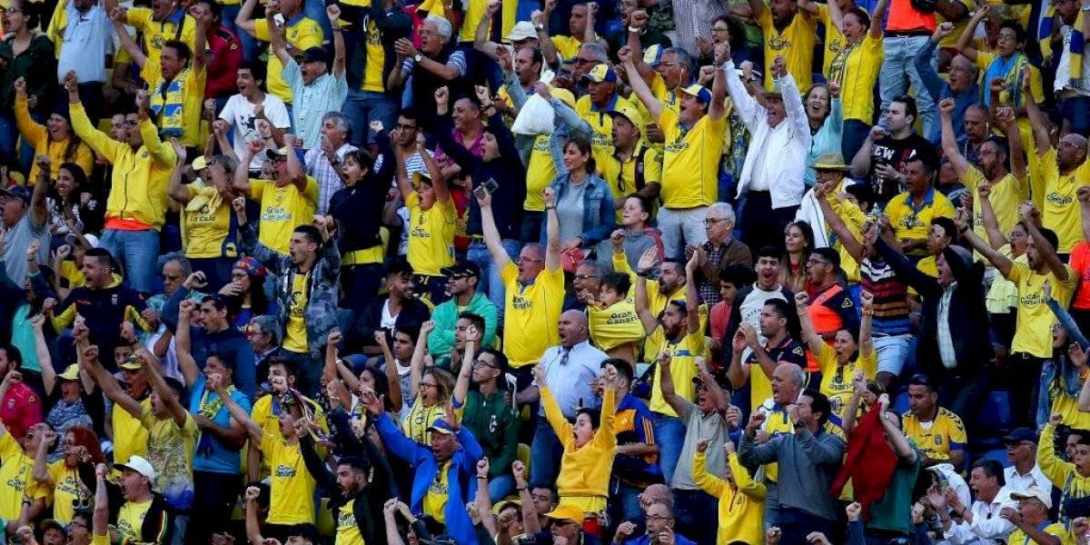 España autoriza partido con público en las tribunas cuando se reanude el fútbol