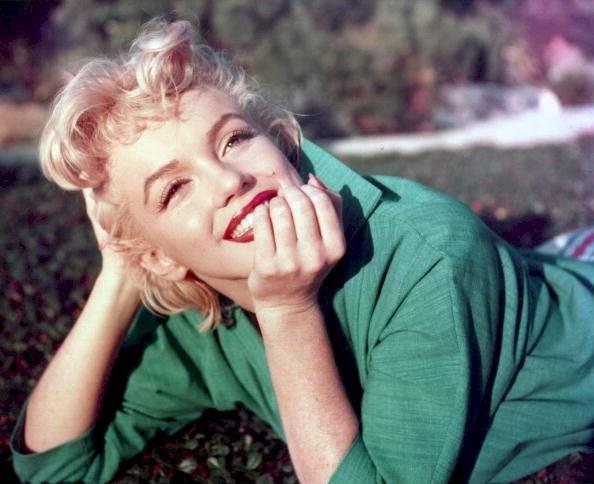 Marilyn Monroe - GETTY