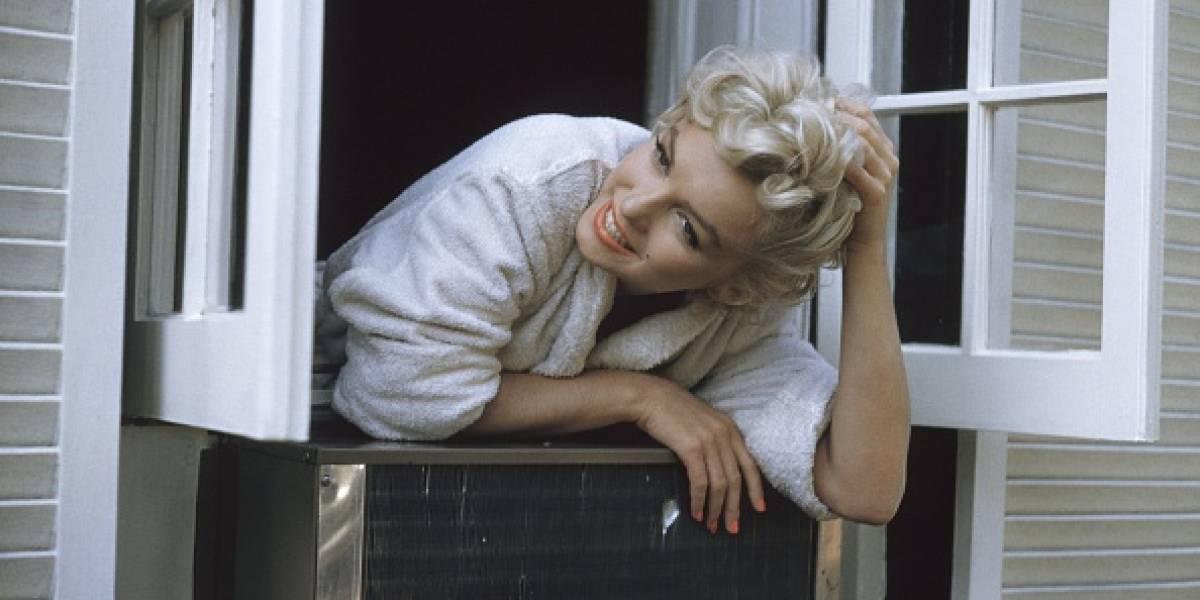 Vida y muerte: Las fotos del antes y después de la fama de Marilyn Monroe