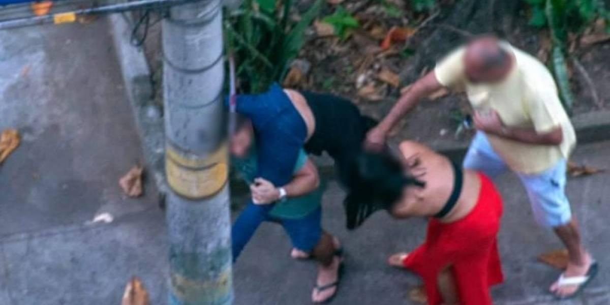 Médica tem mãos e joelho quebrados após reclamar de festa no Rio