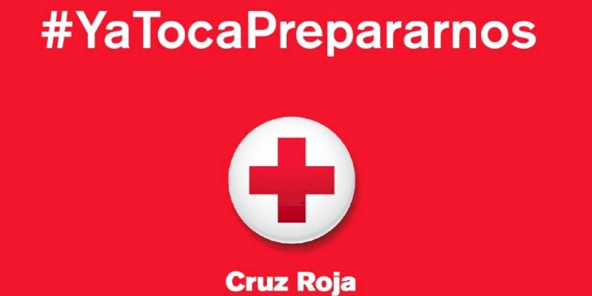 Cruz Roja Americana lanza campaña #YaTocaPrepararnos para temporada de huracanes