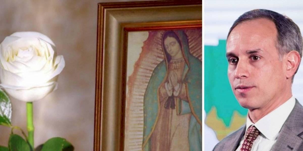 Capítulo de La Rosa de Guadalupe estará inspirado en López Gatell