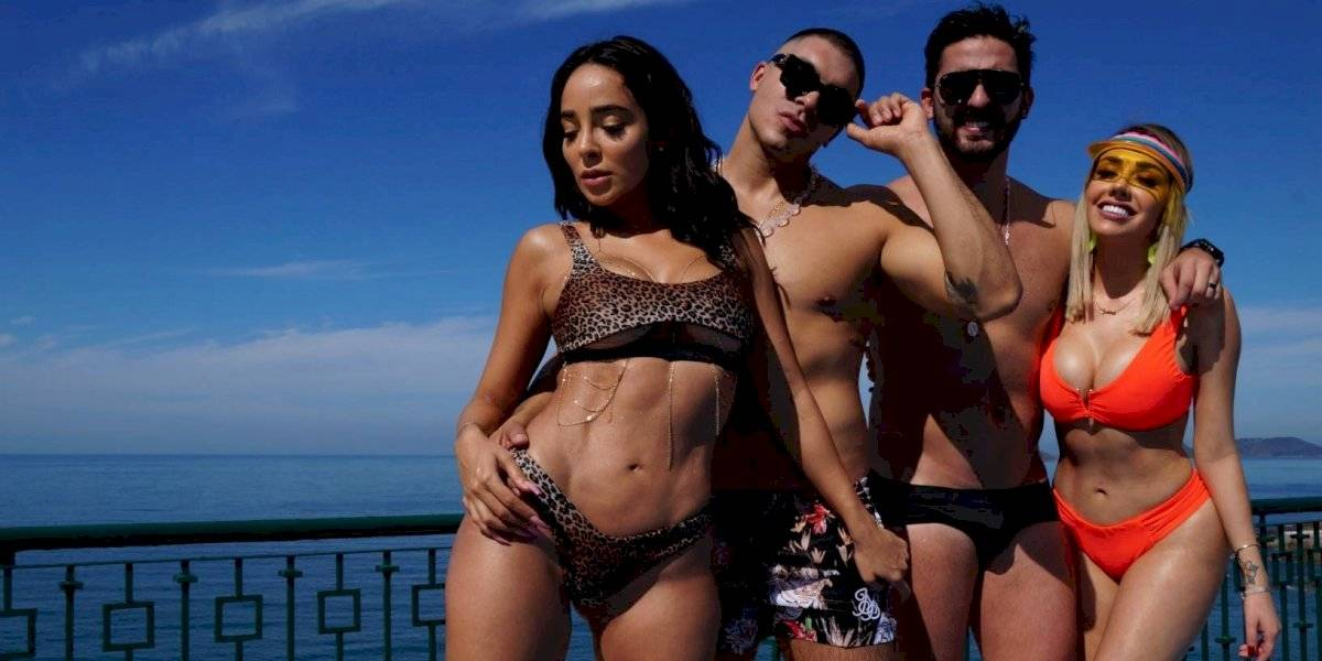 Karime, Mane y Jawy de 'AcaShore' viajan a Acapulco para celebrar Año Nuevo