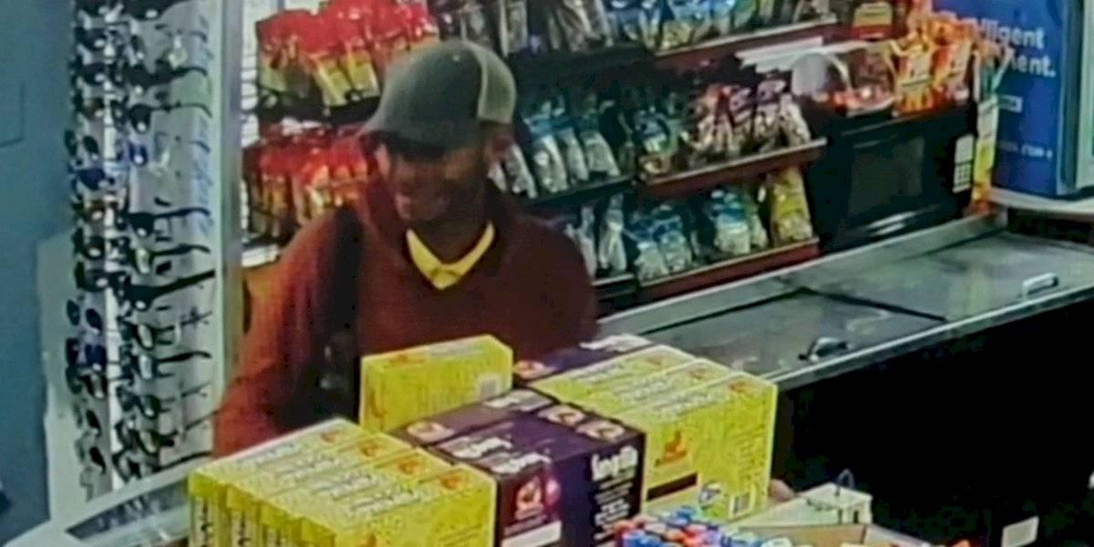 Buscan hombre por robar sangrías en una gasolinera de Santurce