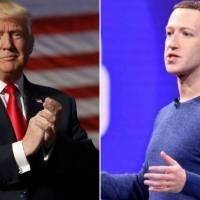 Donald Trump: Mark Zuckerberg condena insurrección en el Capitolio de EEUU