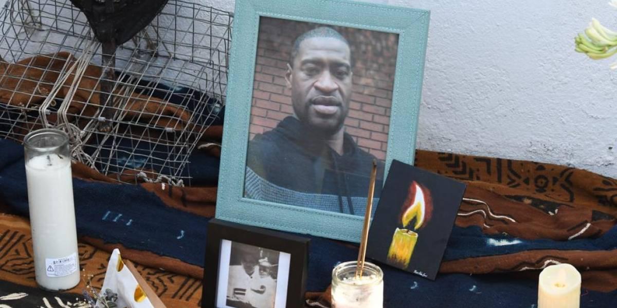 Bajo custodia los agentes acusados del asesinato de George Floyd