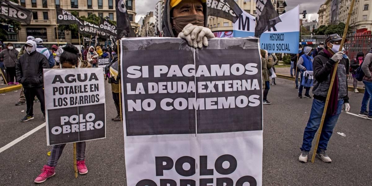 Argentina.- Argentina anuncia una nueva prórroga del plazo para reestructurar el pago de la deuda