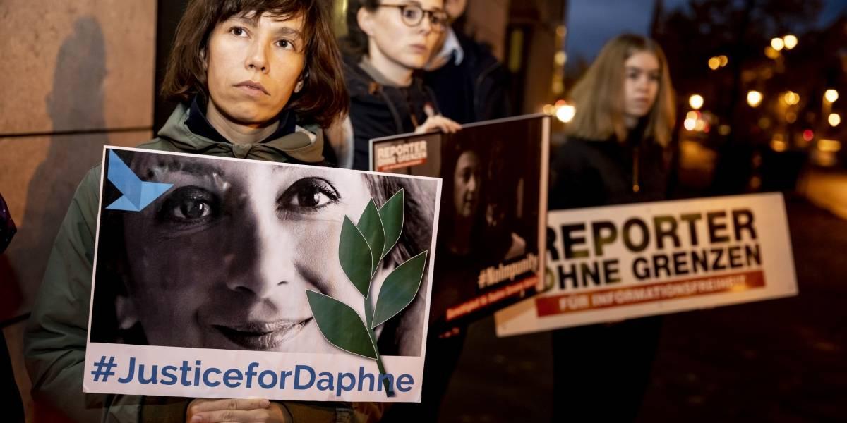 Malta.- Señalan al exministro de Economía de Malta por haber pagado a los asesinos de la periodista Caruana Galizia