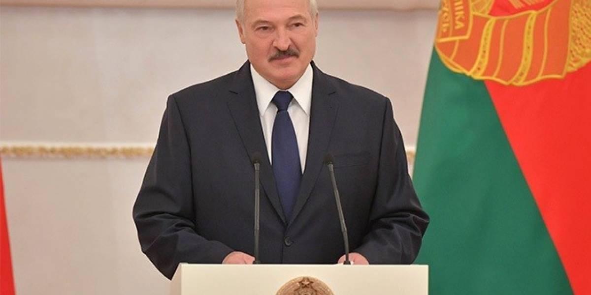 Bielorrusia.- Lukashenko asegura que no se permitirán revoluciones en vísperas de las elecciones de agosto