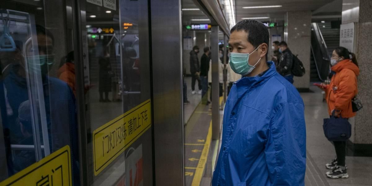 Coronavirus.- China registra cinco casos importados adicionales del nuevo coronavirus