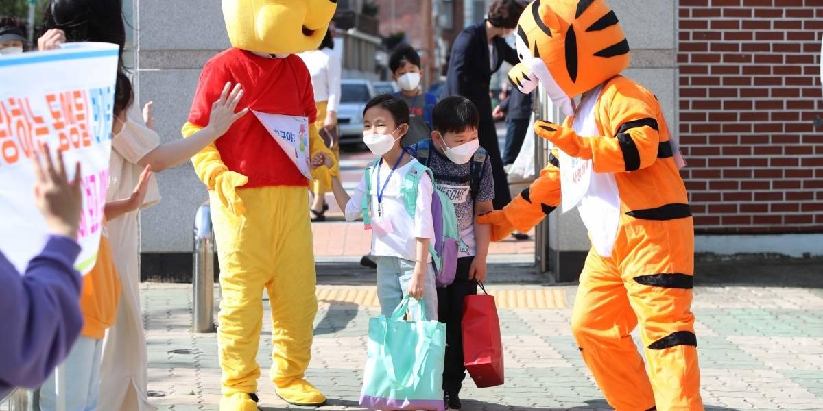 Coronavirus.- El rebrote de casos en centros religiosos preocupa a Seúl en vísperas de la nueva reapertura de escuelas