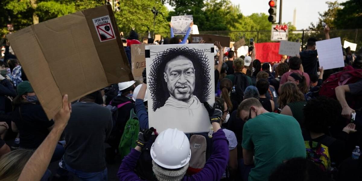 Por protestas, alcalde y gobernador anuncian toque de queda en Nueva York