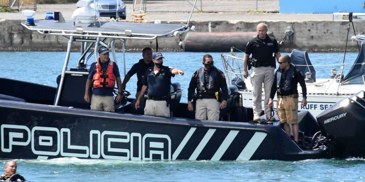 Dos muertos y un herido tras estrellarse avioneta cerca de Bahía de San Juan