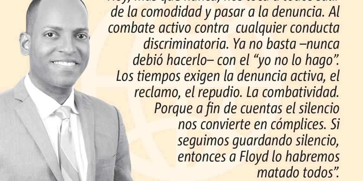 Opinión de Julio Rivera Saniel: El silencio nos hace cómplices